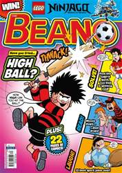 The Beano issue 30th July 2016