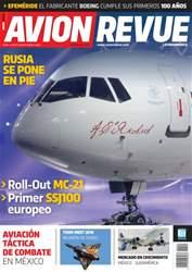 Avion Revue Internacional Latino issue Número 199
