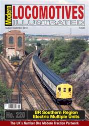 Modern Locomotives Illustrated issue Issue 220