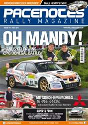 Pacenotes Rally magazine issue Issue 146 - July 2016