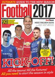 World Soccer issue Football 2017
