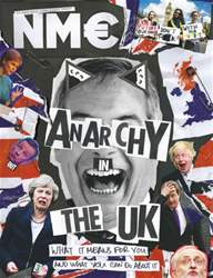 NME issue 22nd July 2016