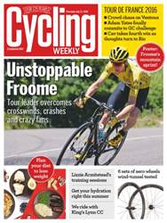 Cycling Weekly issue 21st July 2016