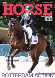 The Horse Magazine issue August 2016