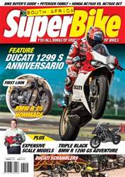 SuperBike South Africa issue August 2016