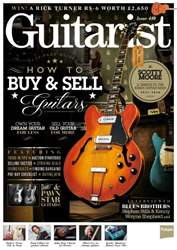 Guitarist issue Summer 2016