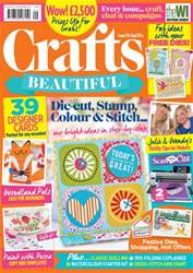 Crafts Beautiful issue Sep-16