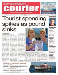 Campbeltown Courier issue 22nd July 2016