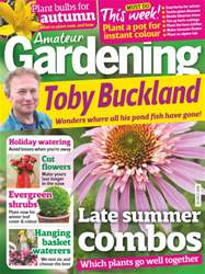 Amateur Gardening issue 30th July 2016