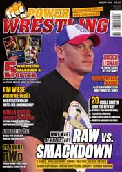 Power-Wrestling issue August 2016