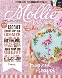 Mollie Makes issue Issue 69