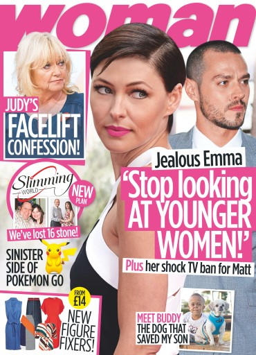 Woman issue 1st August 2016