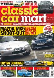 Classic Car Mart issue Vol. 22 No. 10 - Mazda MX5 Shoot-Out