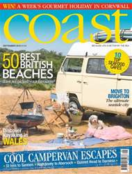 Coast issue No.119 - 50 British Beaches