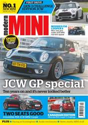 Modern Mini issue No. 80 - JCW GP Special