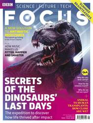 Focus - Science & Technology issue August 2016