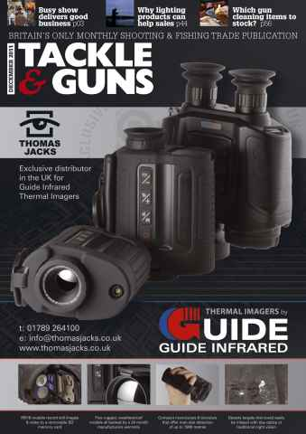 Tackle & Guns issue December 2011