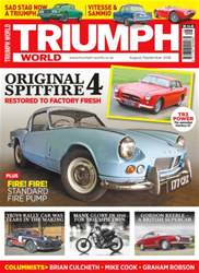 Triumph World issue No.161 - Original Spitfire 4