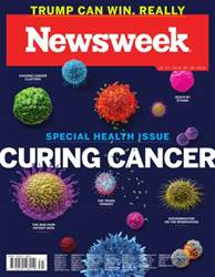 Newsweek Europe issue 29th July 2016