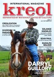 Kreol Magazine issue Jul-Sep 16