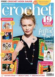 Inside Crochet issue Issue 80