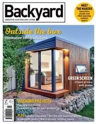 Backyard & Garden Design Ideas issue Issue#14.2 2016