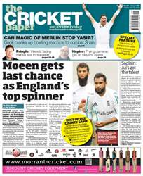 The Cricket Paper issue 22/07/2016