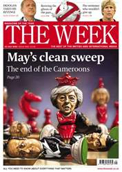 The Week issue 23rd July 2016