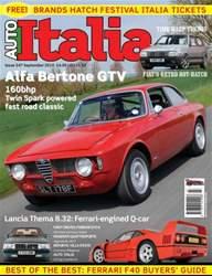AutoItalia Magazine issue Auto Italia Issue 247