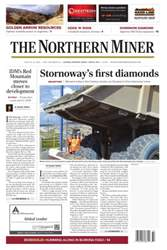 The Northern Miner issue Vol. 102 No. 24