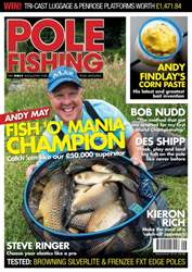 Pole Fishing issue September 2016