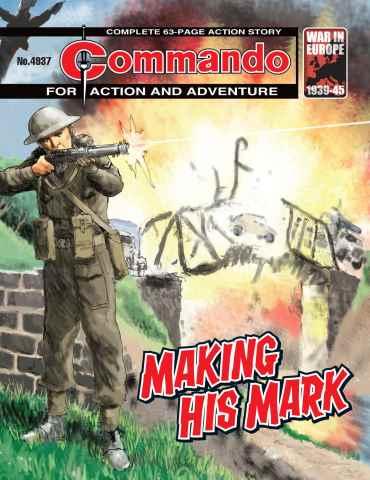 Commando issue 4937