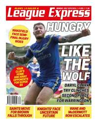 League Express issue 3029