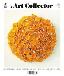 Art Collector issue Jul-Sept 2016