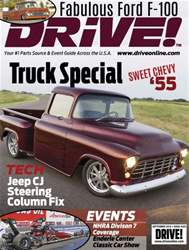 Drive issue September 2016