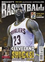 Beckett Basketball issue August 2016