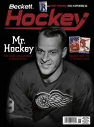 Beckett Hockey issue August 2016