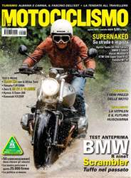 Motociclismo issue Motociclismo 8 2016