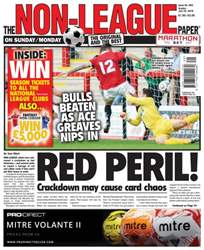 The Non-League Football Paper issue 24th July 2016