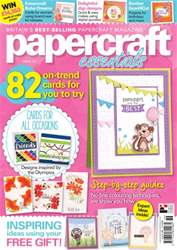 Papercraft Essentials issue 136