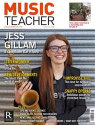 Music Teacher issue August 2016