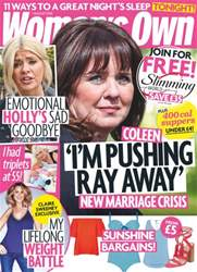 Womans Own issue 1st August 2016
