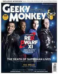 Geeky Monkey issue Geeky Monkey 011