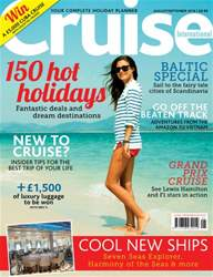 Cruise International issue August/September16
