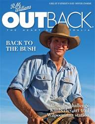 OUTBACK Magazine issue OUTBACK 108