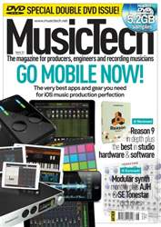 MusicTech issue Aug-16