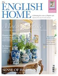 The English Home issue September 2016