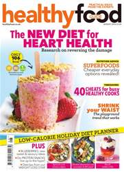 Healthy Food Guide issue August 2016