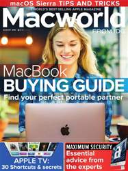 Macworld UK issue August 2016