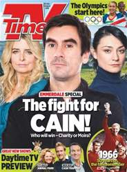 TV Times issue 30th July 2016